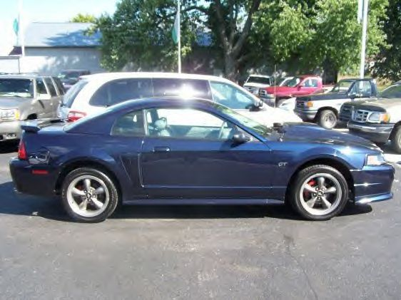 Another babyhue 2003 Ford Mustang post... - 11943480