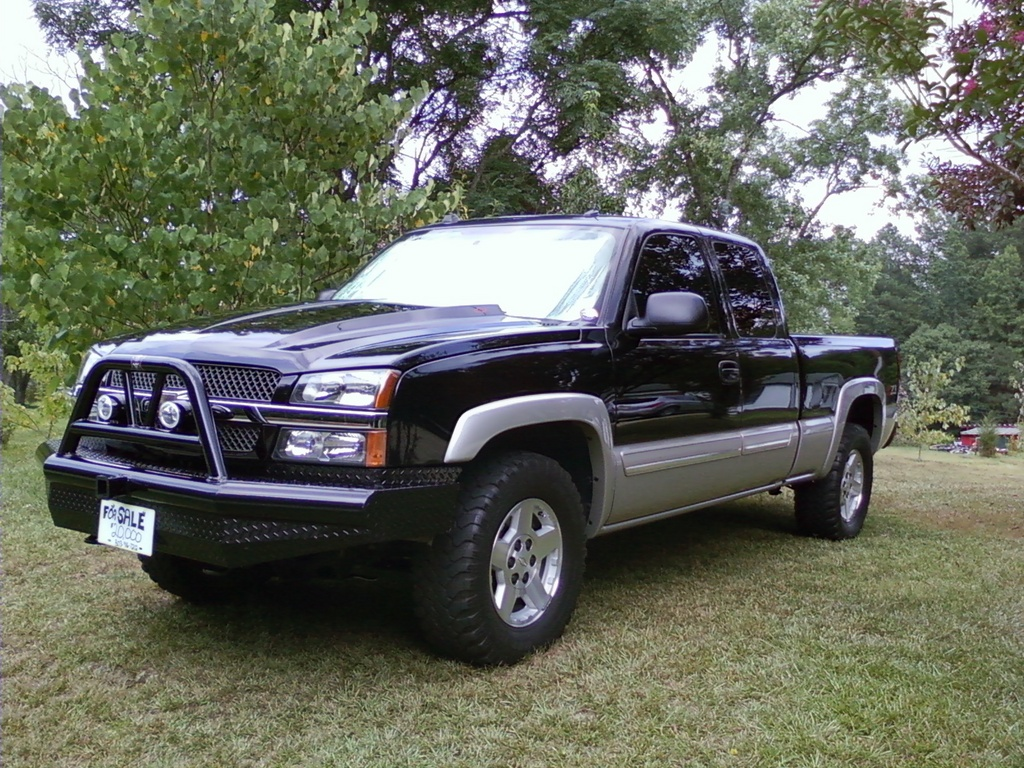 meekrol 2005 chevrolet silverado 1500 regular cab specs photos modification info at cardomain. Black Bedroom Furniture Sets. Home Design Ideas