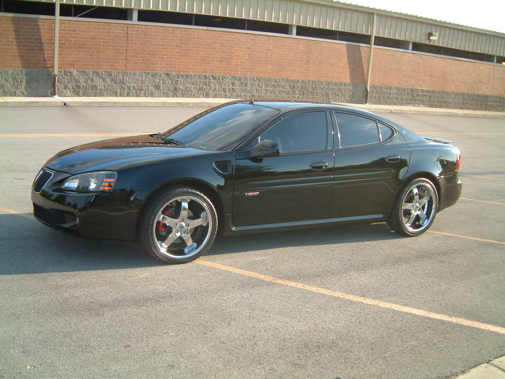 nvmyimpala 2005 pontiac grand prix specs photos modification info at cardomain. Black Bedroom Furniture Sets. Home Design Ideas