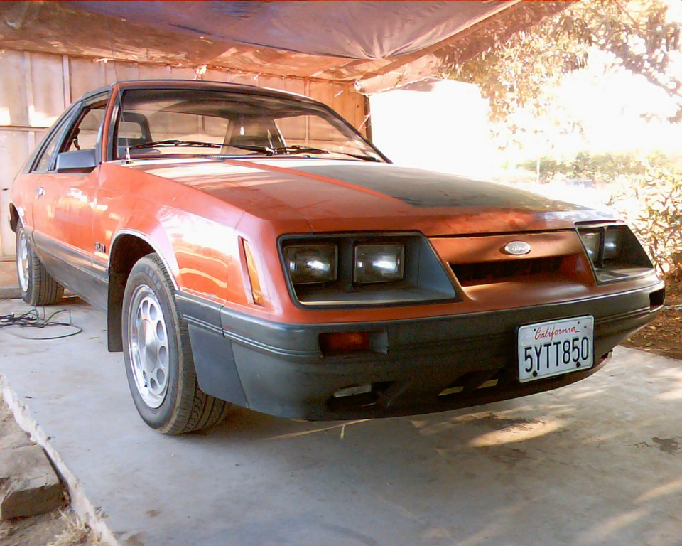 Mystang-gt 1986 Ford Mustang 18821375