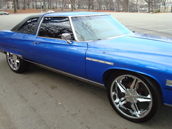 big_6s 1976 Buick Electra