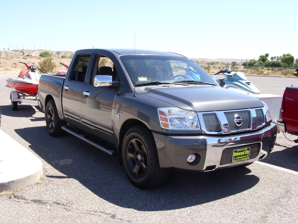 hellfire330 2004 nissan titan crew cab specs photos modification info at cardomain. Black Bedroom Furniture Sets. Home Design Ideas