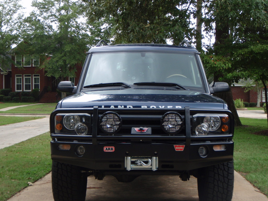 land forum source ii rover landrover discovery series defender
