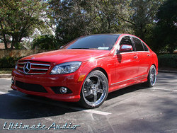 aromero0666s 2008 Mercedes-Benz C-Class
