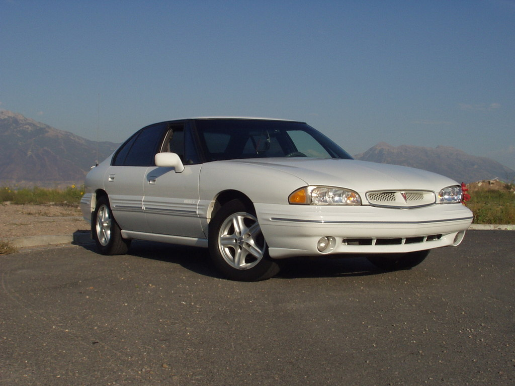 Another Audi-200-turbo 1998 Pontiac Bonneville post... - 11966103