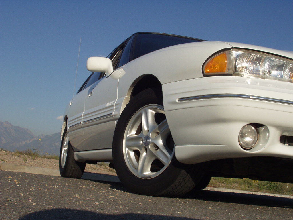 Another Audi-200-turbo 1998 Pontiac Bonneville post... - 3079771