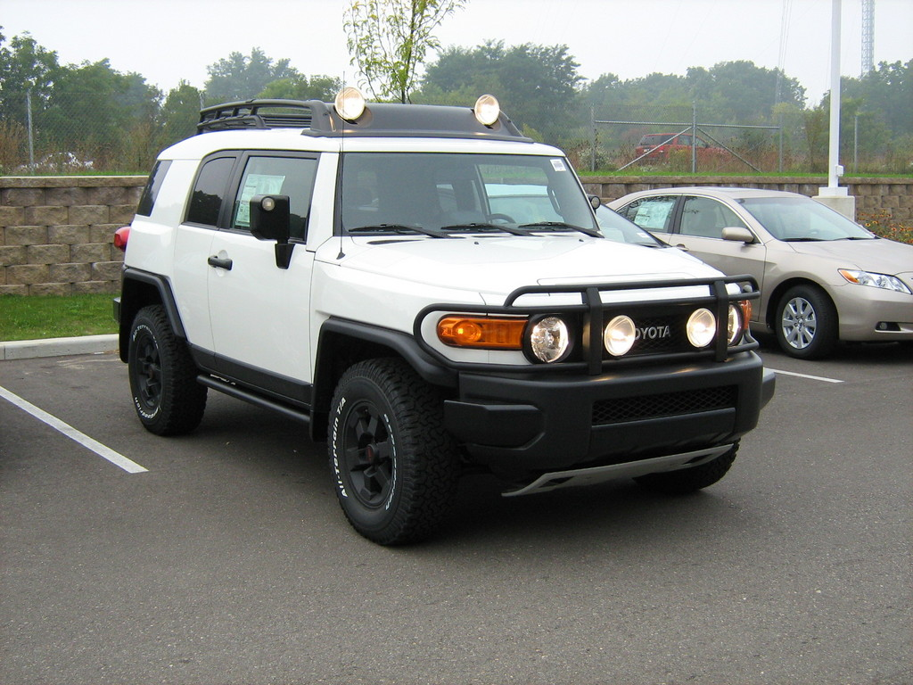 Fjtime17 2008 Toyota Fj Cruiser Specs Photos