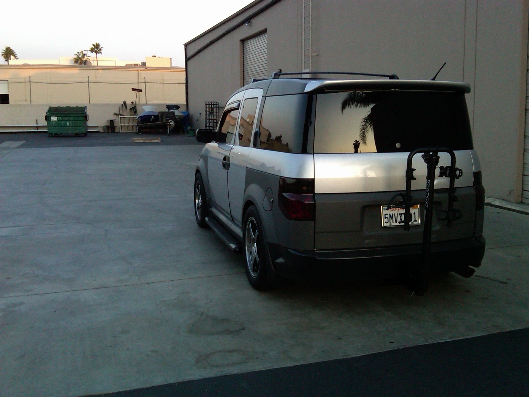 Another alevan 2005 Honda Element post... - 11942407