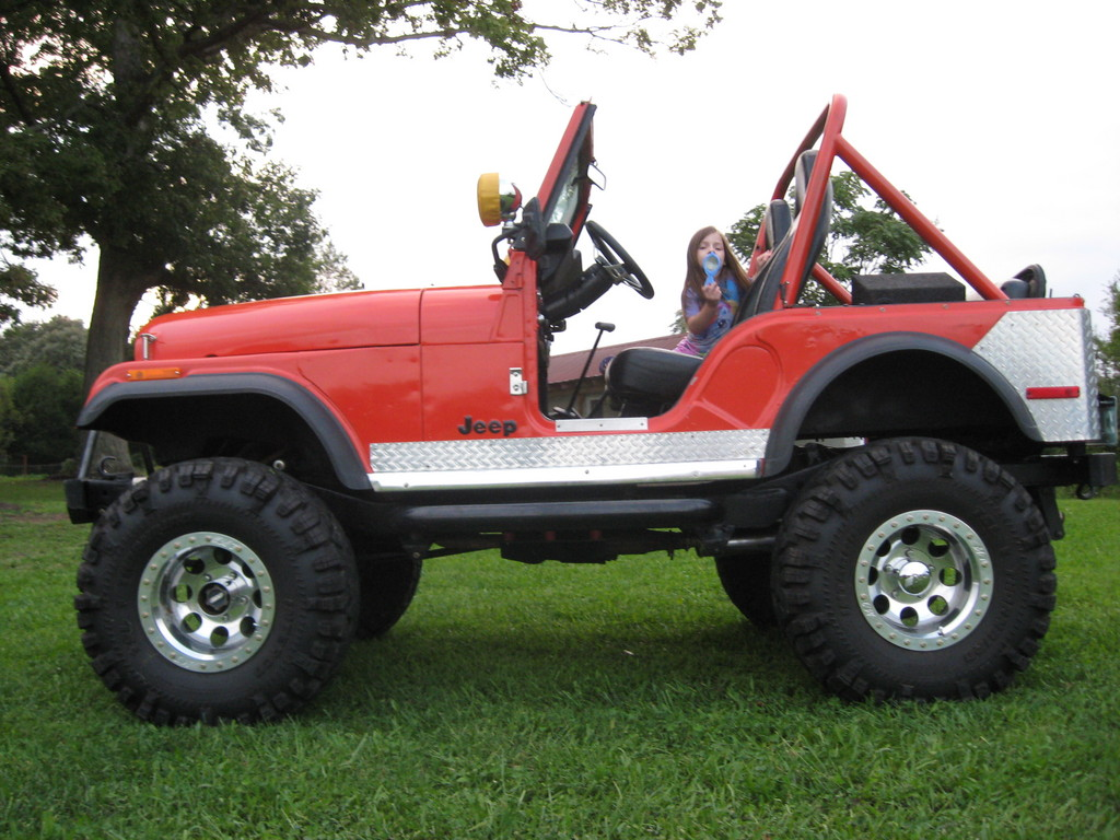 Another jeff80cj5 1980 Jeep CJ5 post... - 11942353