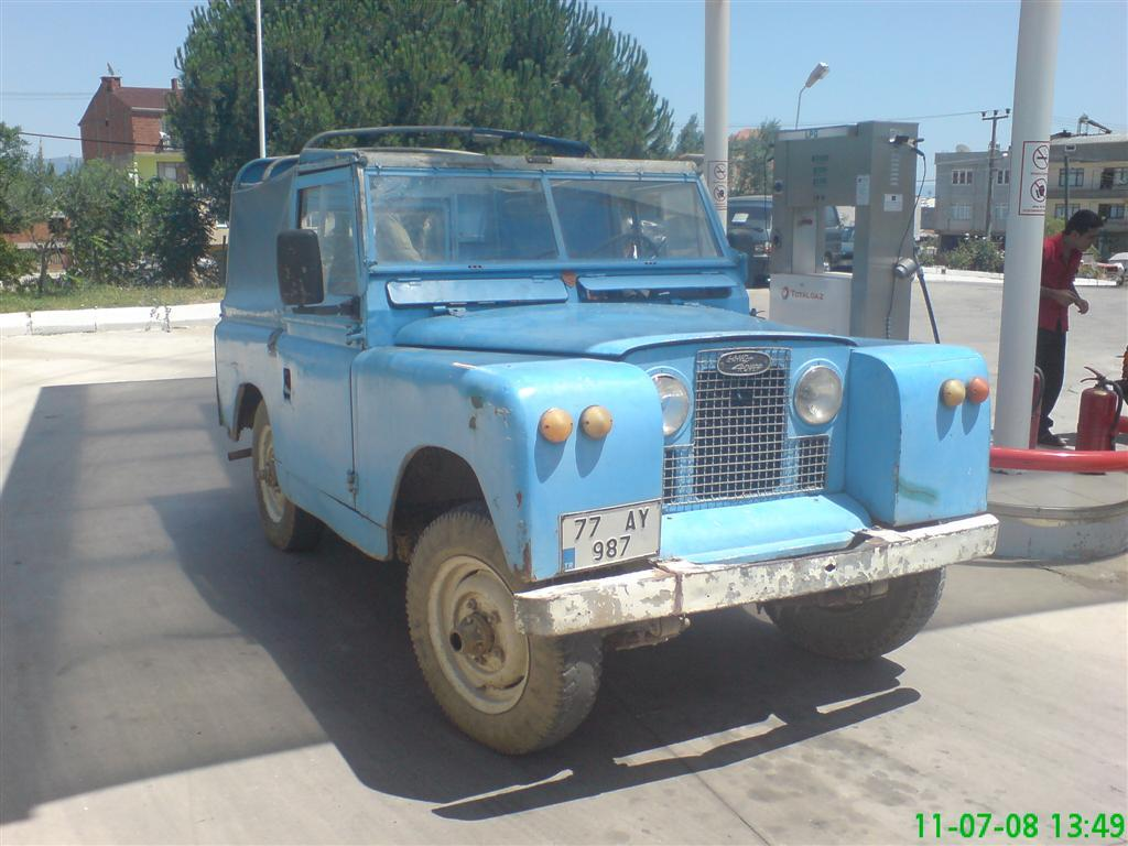 1963 Land Rover Defender 90