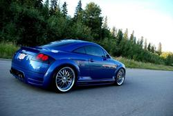 gtimeyerss 2001 Audi TT