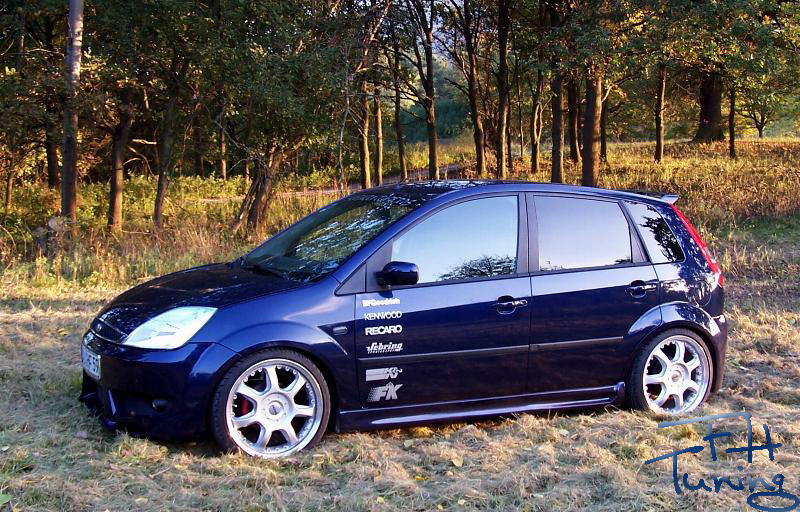 Fips16v 2003 Ford Fiesta Specs Photos Modification Info