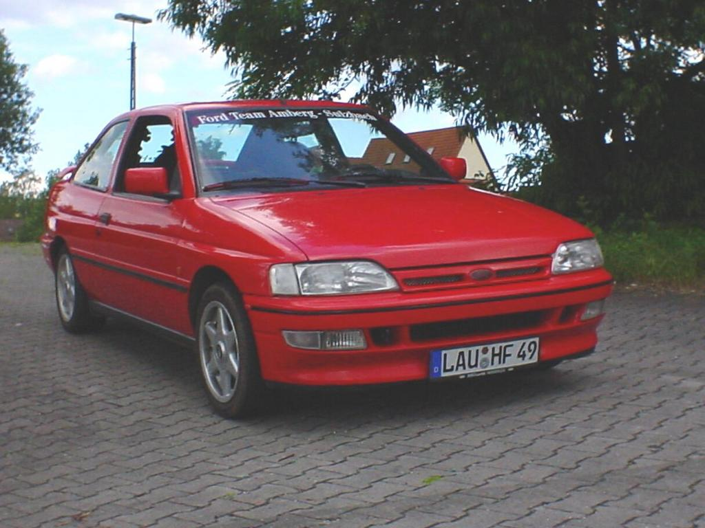 Fips16v 1991 Ford Escort 11943900