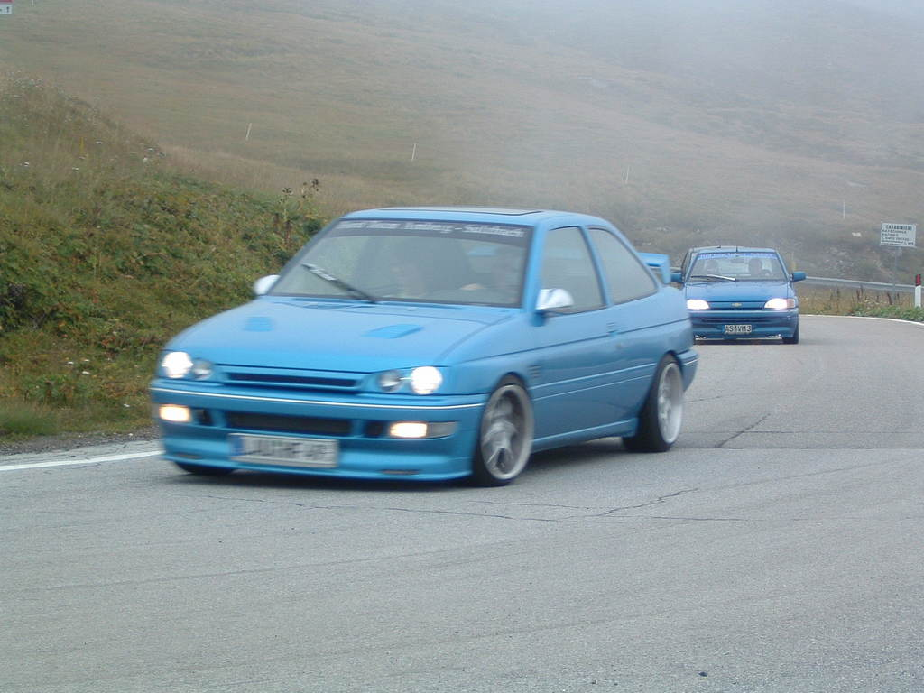 Fips16v 1991 Ford Escort 11943914