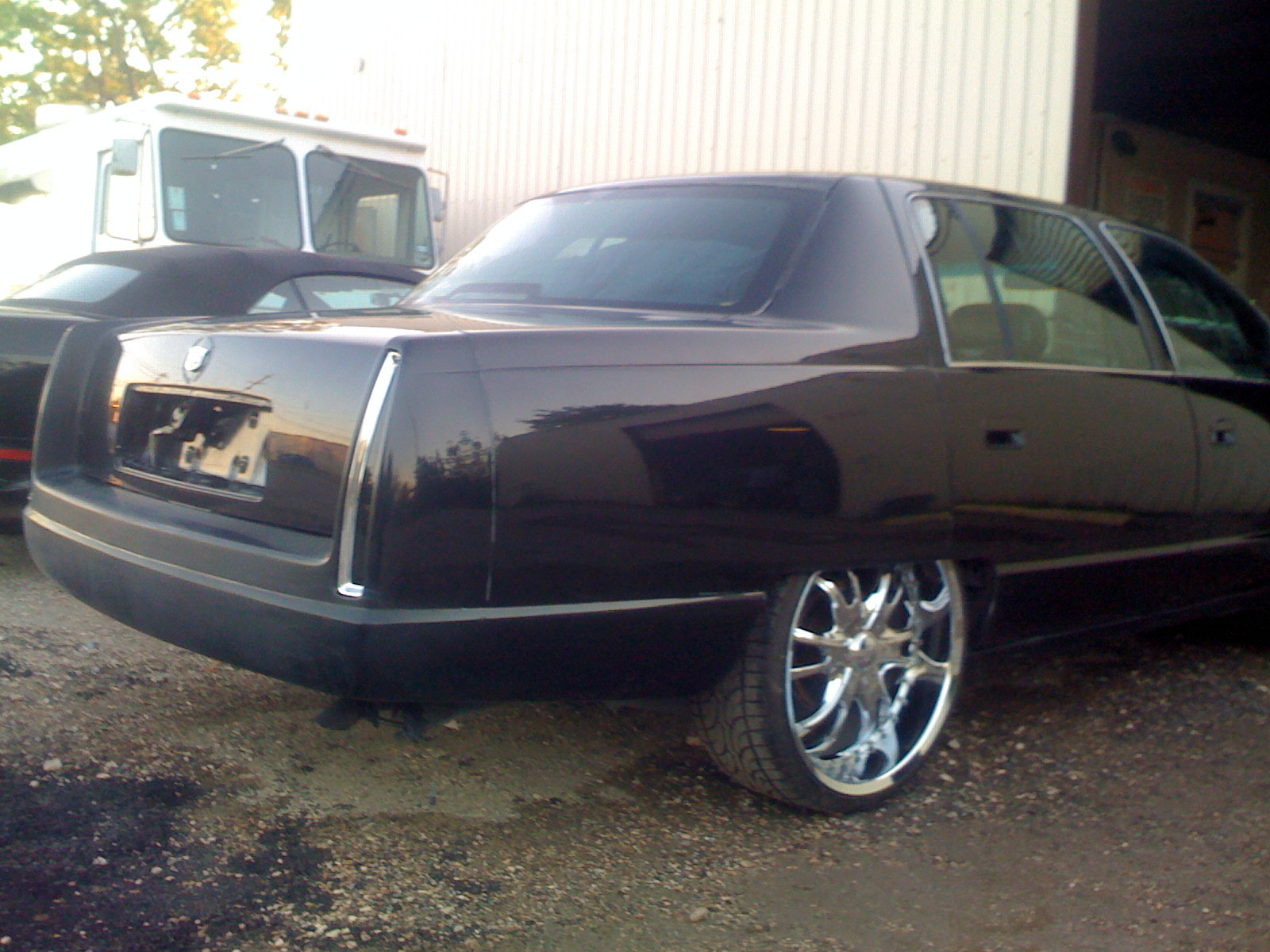 Another slabish-havits 1994 Cadillac DeVille post... - 11962448