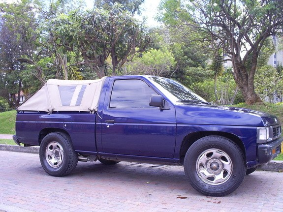 jpsnitro9 1999 Nissan D21 Pick-Up 9450077