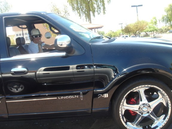 Willys Jeep Truck >> khyden22 2002 Lincoln Blackwood Specs, Photos, Modification Info at CarDomain