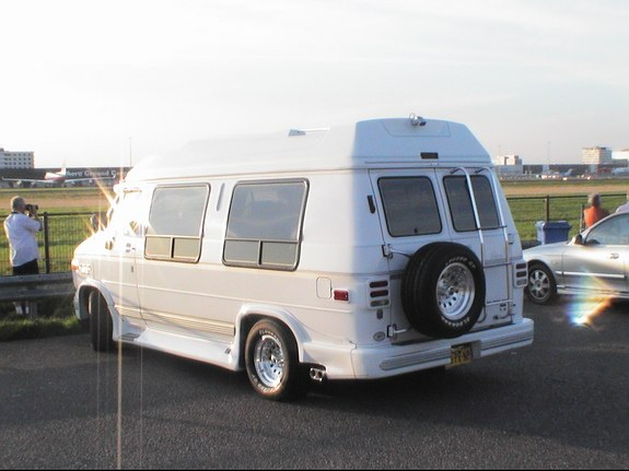Another Chevy-Limo 1995 Chevrolet Van post... - 9450600
