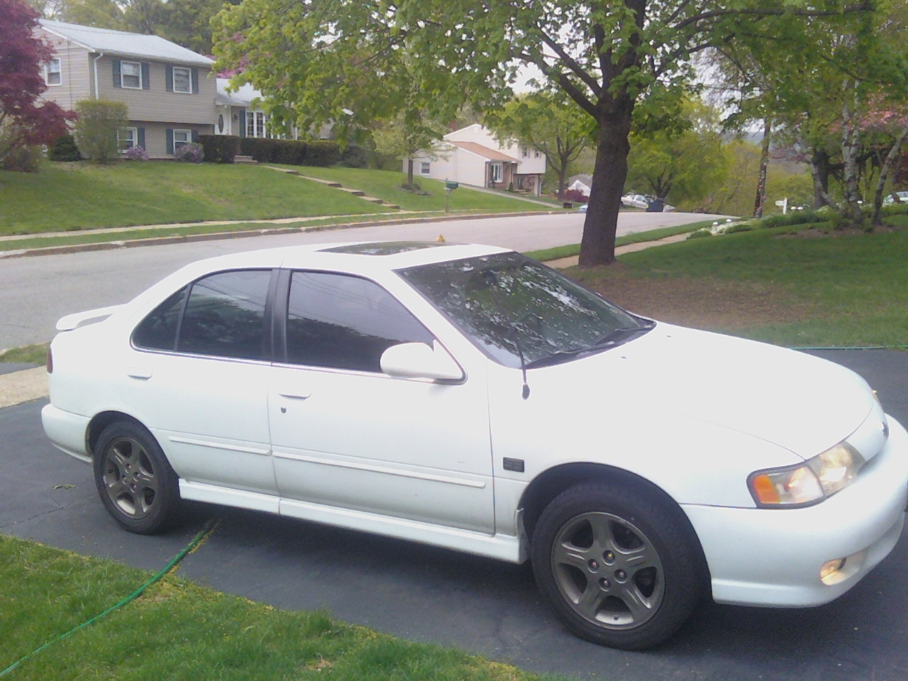Another SE4520 1999 Nissan Sentra post... - 12271651