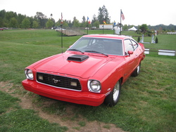 1duster340 1975 Ford Mustang II