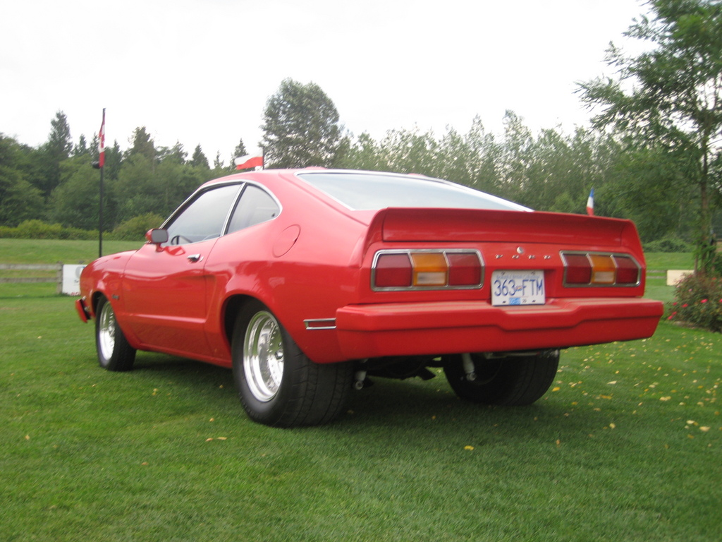 1duster340 S 1975 Ford Mustang Ii In Surrey Bc