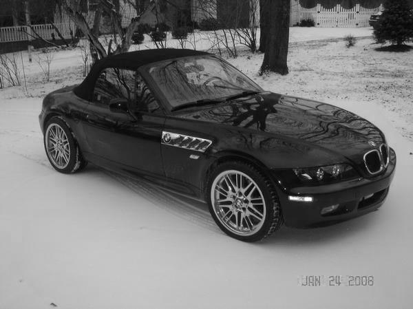Brendinernst 1998 Bmw Z3 Specs Photos Modification Info
