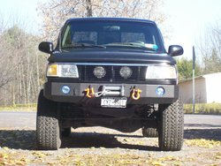 destroyer0009s 1995 Ford Ranger Regular Cab