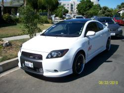 UniqueTC23s 2008 Scion tC