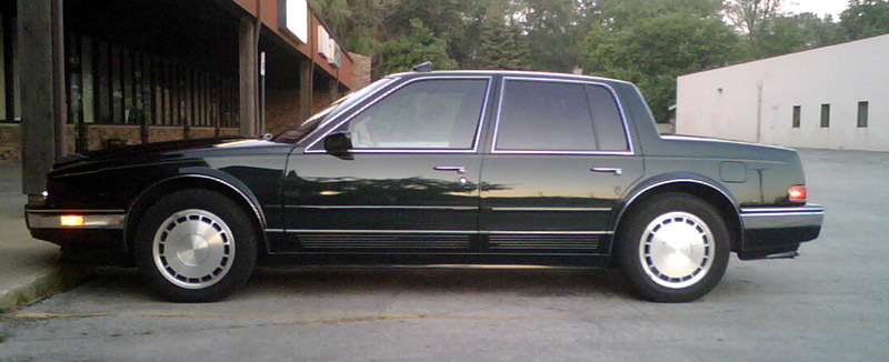 delerium75 1991 cadillac sevillests sedan 4d specs photos modification info at cardomain cardomain