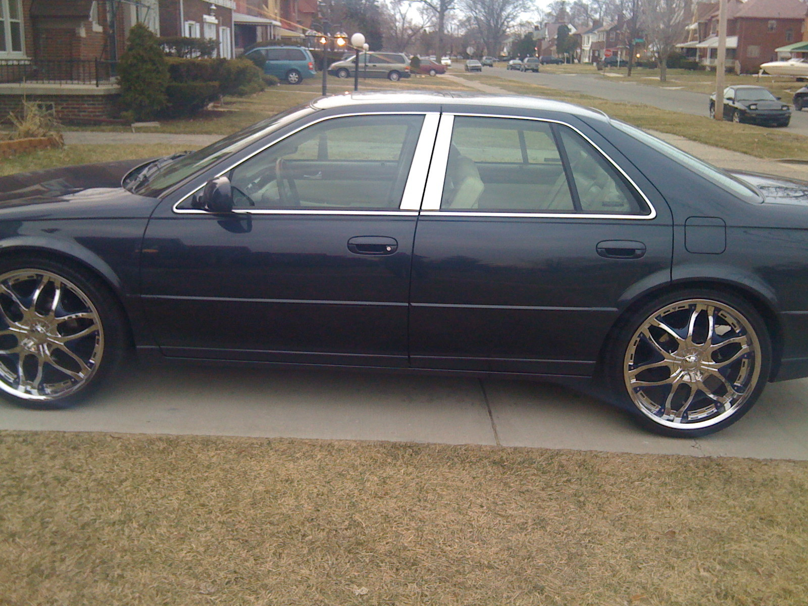 giedog 2000 cadillac seville specs photos modification. Cars Review. Best American Auto & Cars Review