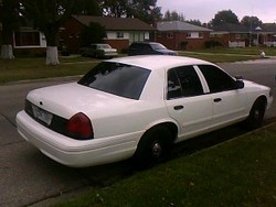 King_MCs 2004 Ford Crown Victoria