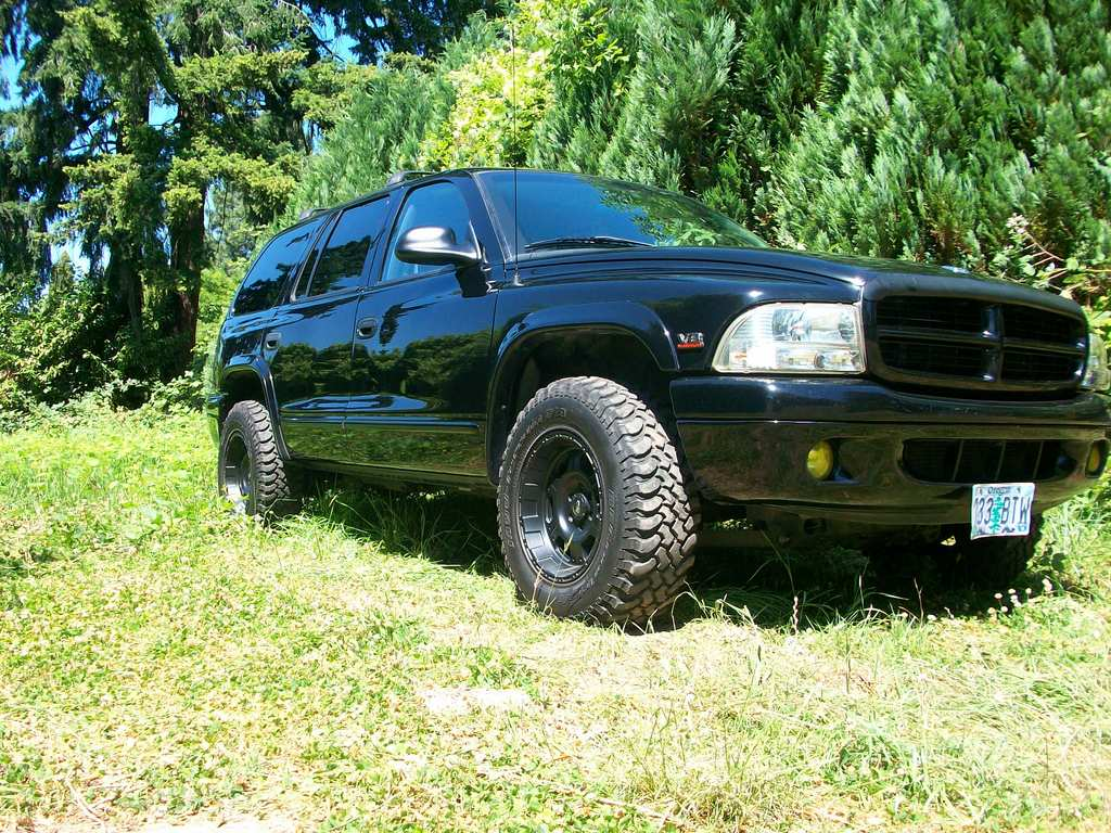 Tires for 2000 dodge durango