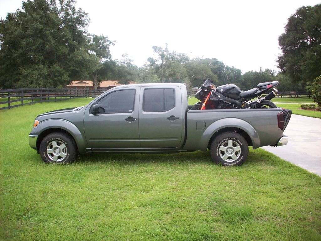 Crew cab long beds are not ugly page 3 nissan frontier forum vanachro Gallery