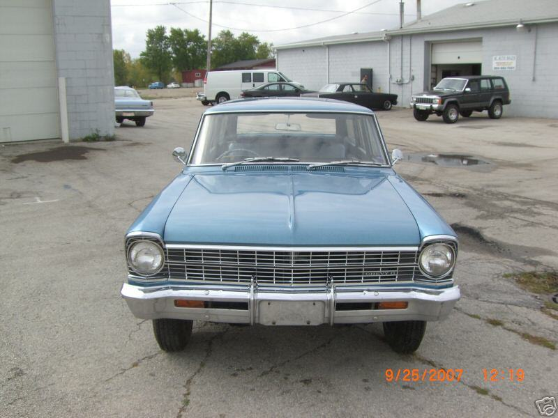 Another A1967 1967 Chevrolet Nova post... - 11950255