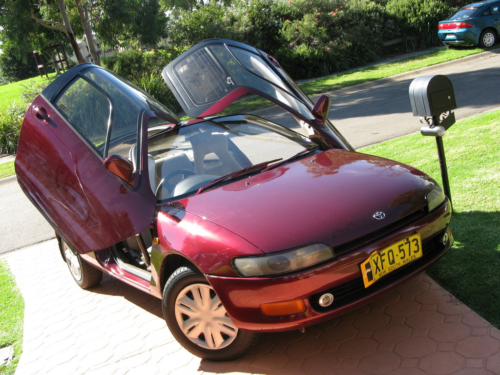 Another Brezie 1991 Toyota Sera post... - 12118210