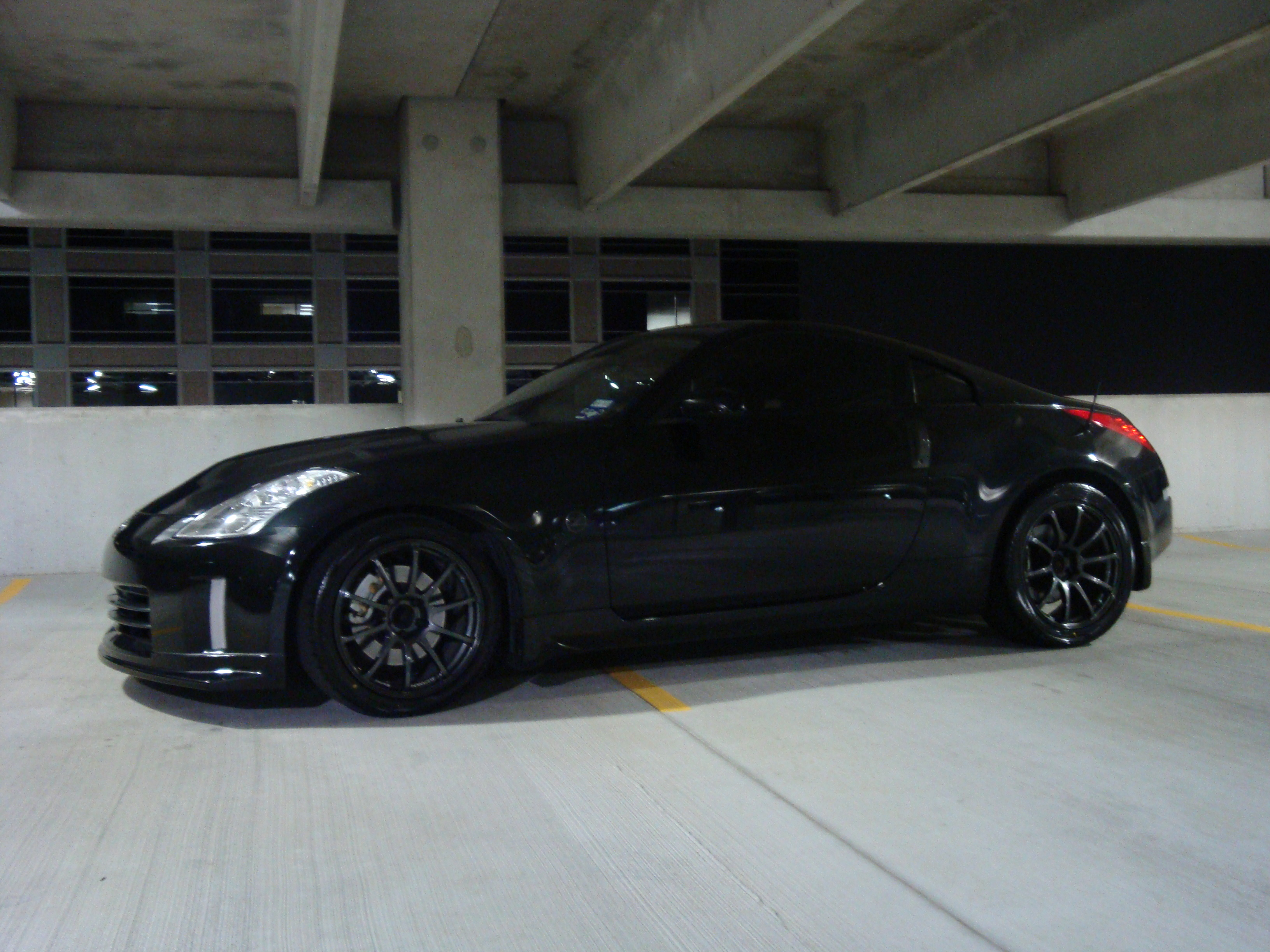 parkers350z 2008 nissan 350z specs photos modification. Black Bedroom Furniture Sets. Home Design Ideas