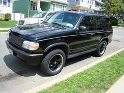 JoeCents 1998 Ford Explorer Sport