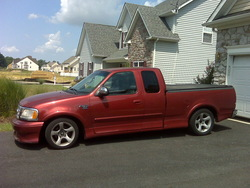 roushordie 1999 Ford Roush F-150
