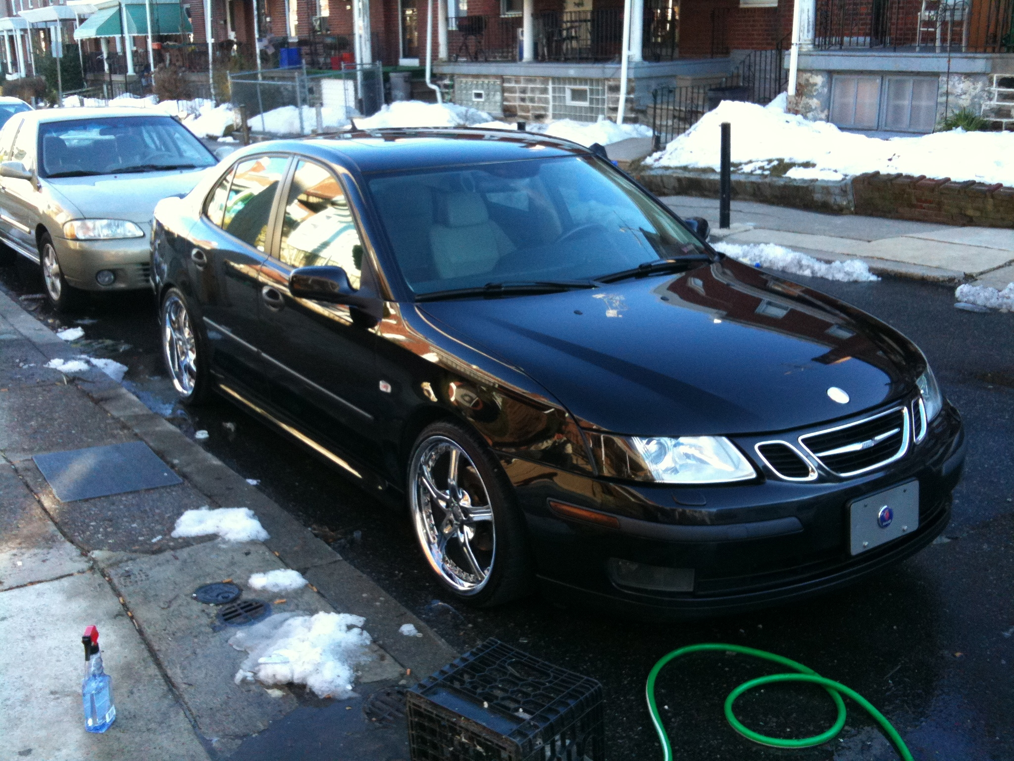 Another Cadaddle 2003 Saab 9-3 post... - 11959630