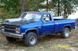 chev84s 1984 GMC Sierra (Classic) 1500 Regular Cab