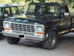 Kamdens 1979 Ford F150 Regular Cab