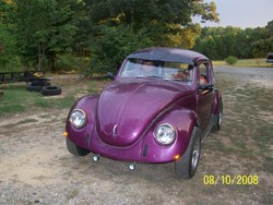 FXYLADY1s 1972 Volkswagen Beetle