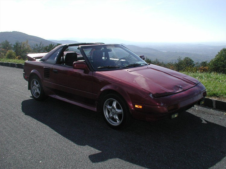 SkylineJeeTeeAre 1988 Toyota MR2 11957540