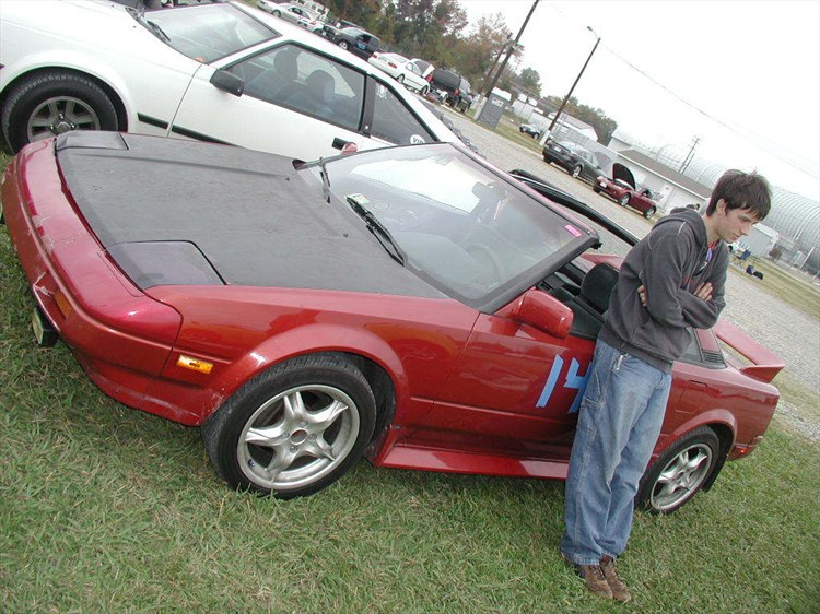 SkylineJeeTeeAre 1988 Toyota MR2 11957553