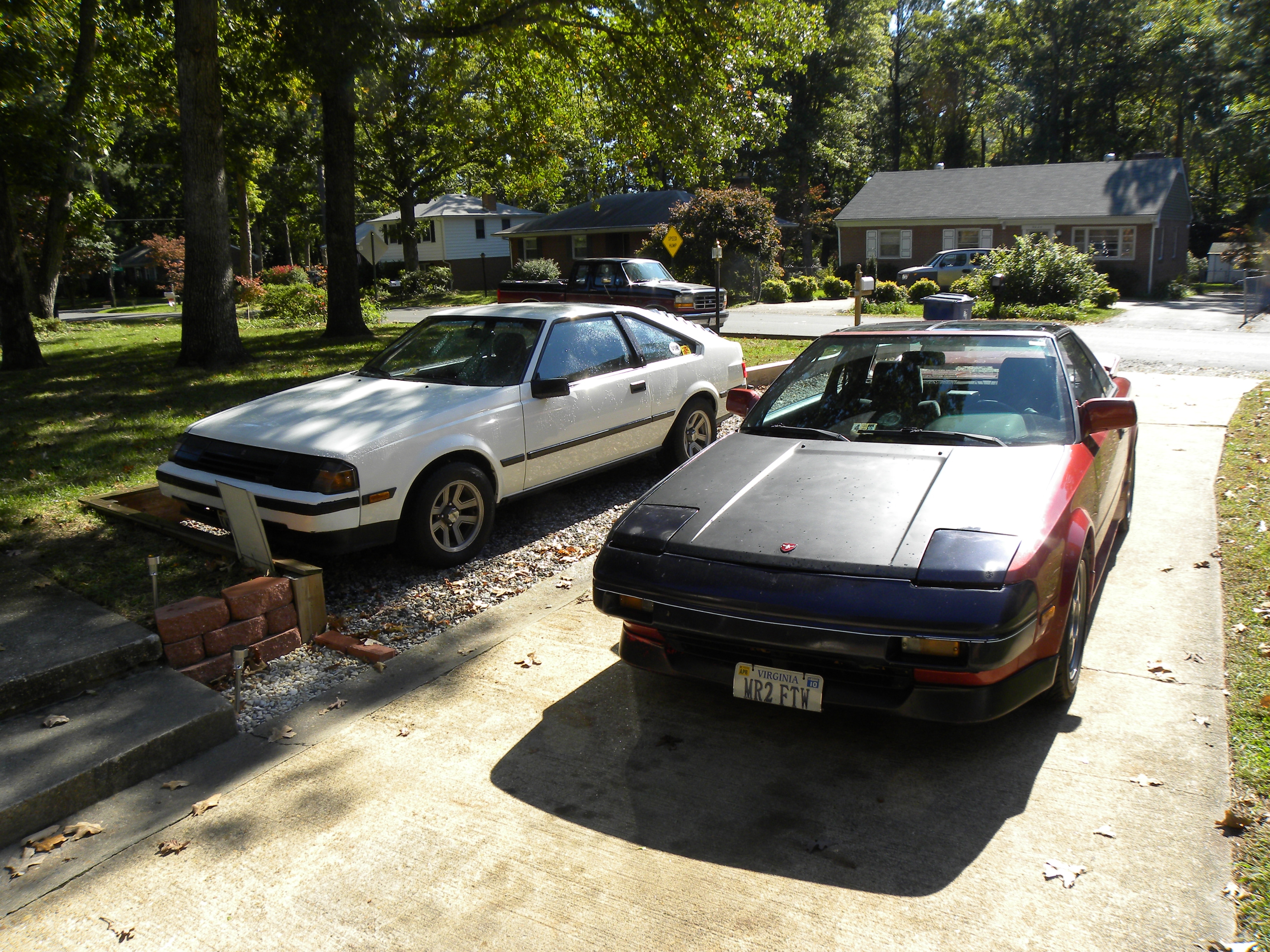 SkylineJeeTeeAre 1988 Toyota MR2 11957615