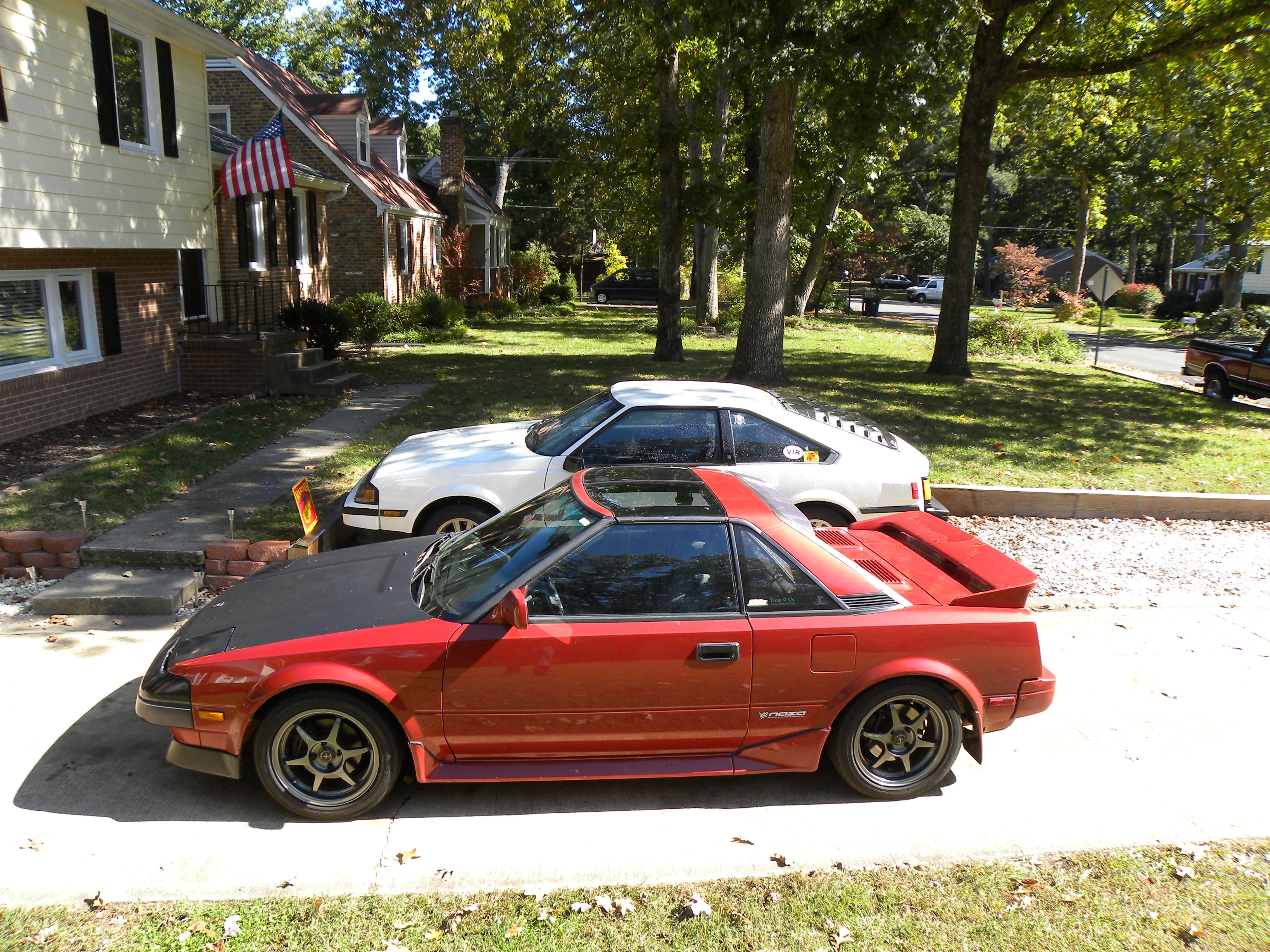 SkylineJeeTeeAre 1988 Toyota MR2 11957617