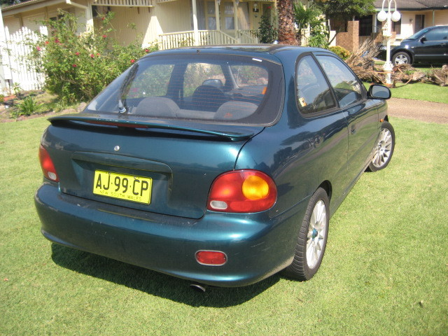 Another rx3gt 1997 Hyundai Excel post... - 11958260