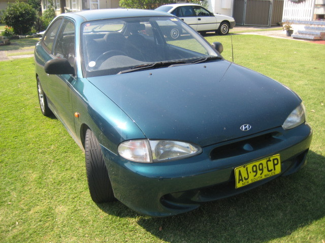 Another rx3gt 1997 Hyundai Excel post... - 11958261