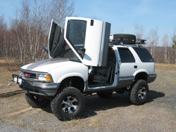 pajimmys 1996 GMC Jimmy