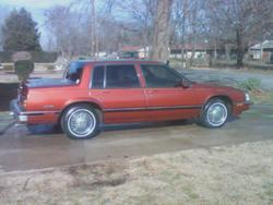 T-Zell 1986 Buick Electra